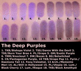 Deep-Purples