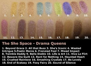 She-Space-Drama-Queens